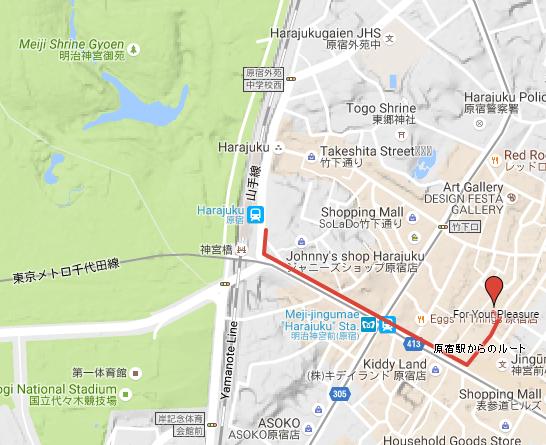 FYP MAP